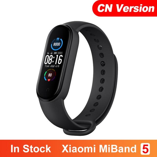 Xiaomi Mi Band 5 za $25.77 / ~97zł