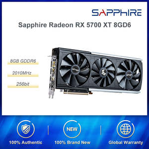 Graphics-Card OC PCI Platinum-Edition Sapphire Radeon PUBG DP/HDMI Rx 5700 Computer-Gaming