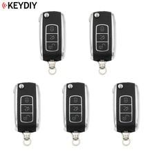 5 uds, 3 botones originales llave de Control remoto Universal KEYDIY B07 BC Style b series para KD X2 KD900 KD900 +,URG200