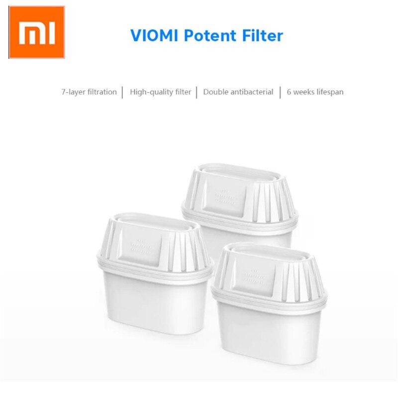 VIOMI 3 stücke Potenter 7-Schicht Filter Für Wasserkocher Doppel Bakterien Prävention Einlass Fluss Pfad Für VIOMI Wasserkocher