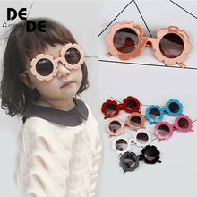2019 Children Accessories Lovely Protection Glasses Toddlers Boys Kids Shades Fl