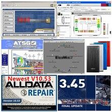 2021 venda quente alldata software mit .. chell od5 software para carro e caminhão carro ferramenta de diagnóstico software .. dados 1tb hdd