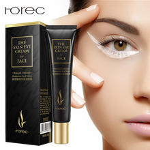 ROREC Eye Cream Hyaluronic Acid Anti-Wrinkle Serum Remover Dark Circles Essence anti-Puffiness Aging Moisturizing Care