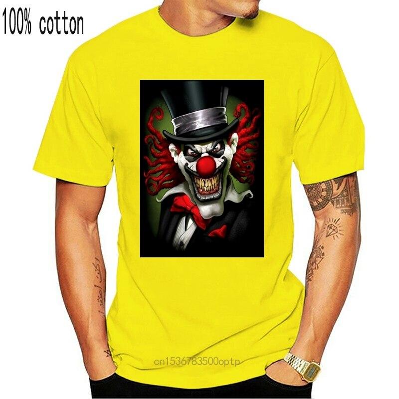 Ladies Silver Joker Jester 3D Hook Earrings Clown Circus Halloween Horror Movie