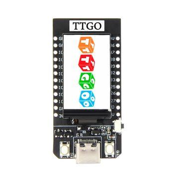 TTGO T-Display ESP32 WiFi And Bluetooth Module Development Board 1.14 Inch LCD