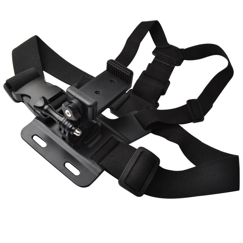 Chest Strap For Gopro Hero 7 6 5 Xiaomi Yi 4K Action Camera Chest Mount Harness For GoPro SJCAM SJ4000 Sport Cam Fix