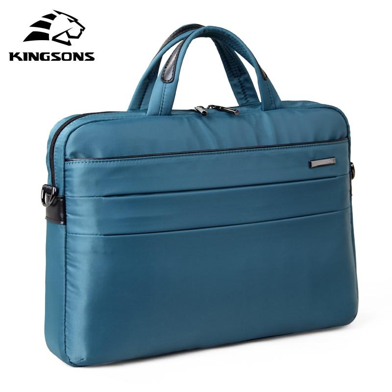 Image 5 - Kingsons Brand 14.1 inch Notebook Computer Laptop Fashion Waterproof Bag for Women Shoulder Messenger Bags Ladies Girls Handbagbags for womenbags for women brandfashion bags for women -
