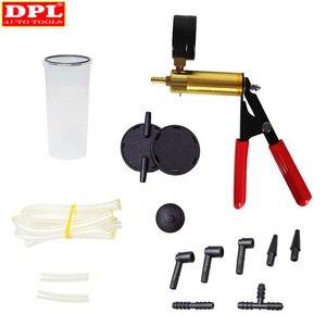 Image 3 - Car Auto Pressure Tester Auto Pressure Tester Vacuum Pump Brake Bleeder Tester Vacuum Bleed Test Kit Garage Tool