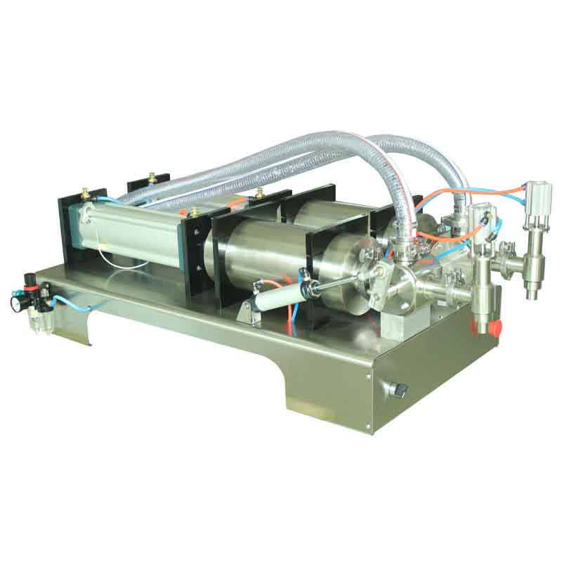 SHENLIN 5000ml Double Head Filling Machine Liquid Bottling Filler Pasteurization Solution Filling Machine 1% Accurate SS304