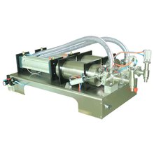 SHENLIN 5000ml Double head filling machine liquid bottling filler pneumatic semi-automatic filling machine 1% accurate SS304 china products best prices small filling machine for liquid semi automatic bottle filling machine water filling machine