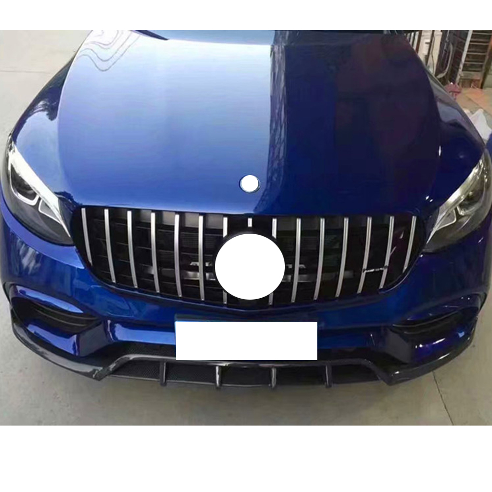 Bumper Scratch Guard Protector fits for Mercedes GLC C253 Coupe 2016