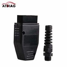 5 20 pcs OBD2 Strumento Spina Standard Borsette Per I Protocolli di OBD OBDII EOBD J1962 OBD2 16Pin Spina Maschio Connettore interfaccia di Vendita Calda!