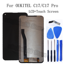Original For OUKITEL C17 Pro LCD Display Touch Screen Digitizer Assembly Repair Parts For OUKITEL C17 LCD replacement Repair kit 5 5 inch 1280 720 lcd screen for original oukitel u7 pro lcd display with touch screen assembly repair parts phone in stock