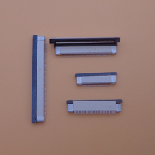 10PCS FPC FFC 0.5mm Pitch 4/5/6/7/8/10/12/14/18/20/22/24/30/32/36/40/50/60 Pin Drawer Type Ribbon Flat Connector Bottom Contact