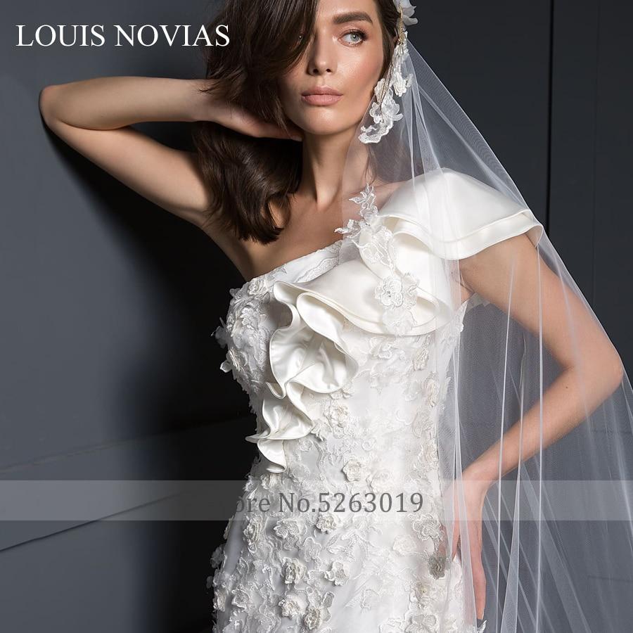 Louis novias sexy sereia apertado cintura larga
