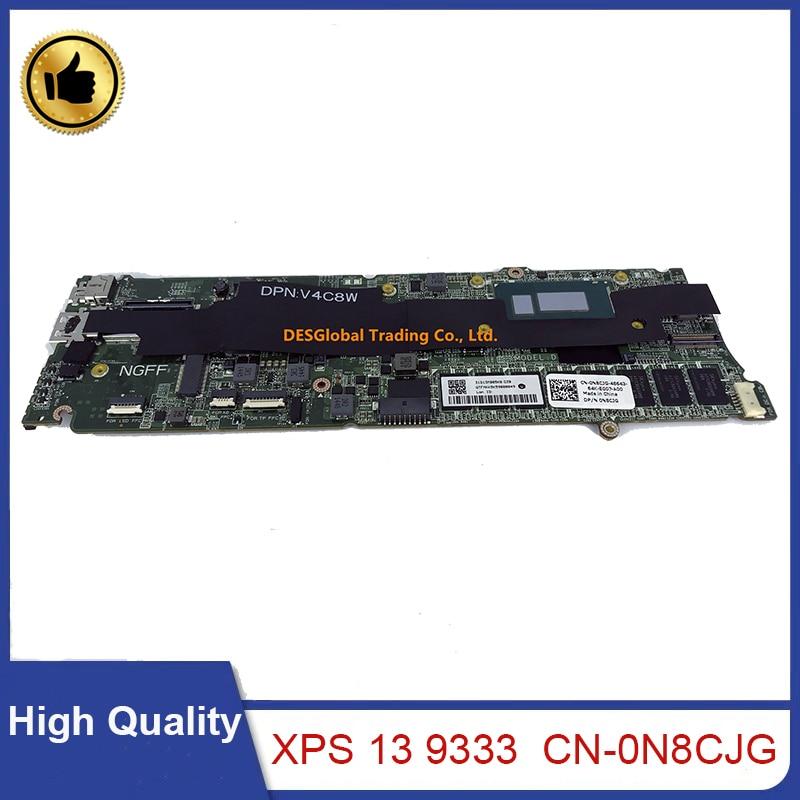 Dell XPS 13-9333 Genuine Intel i5-4200U Laptop Motherboard W4M0T