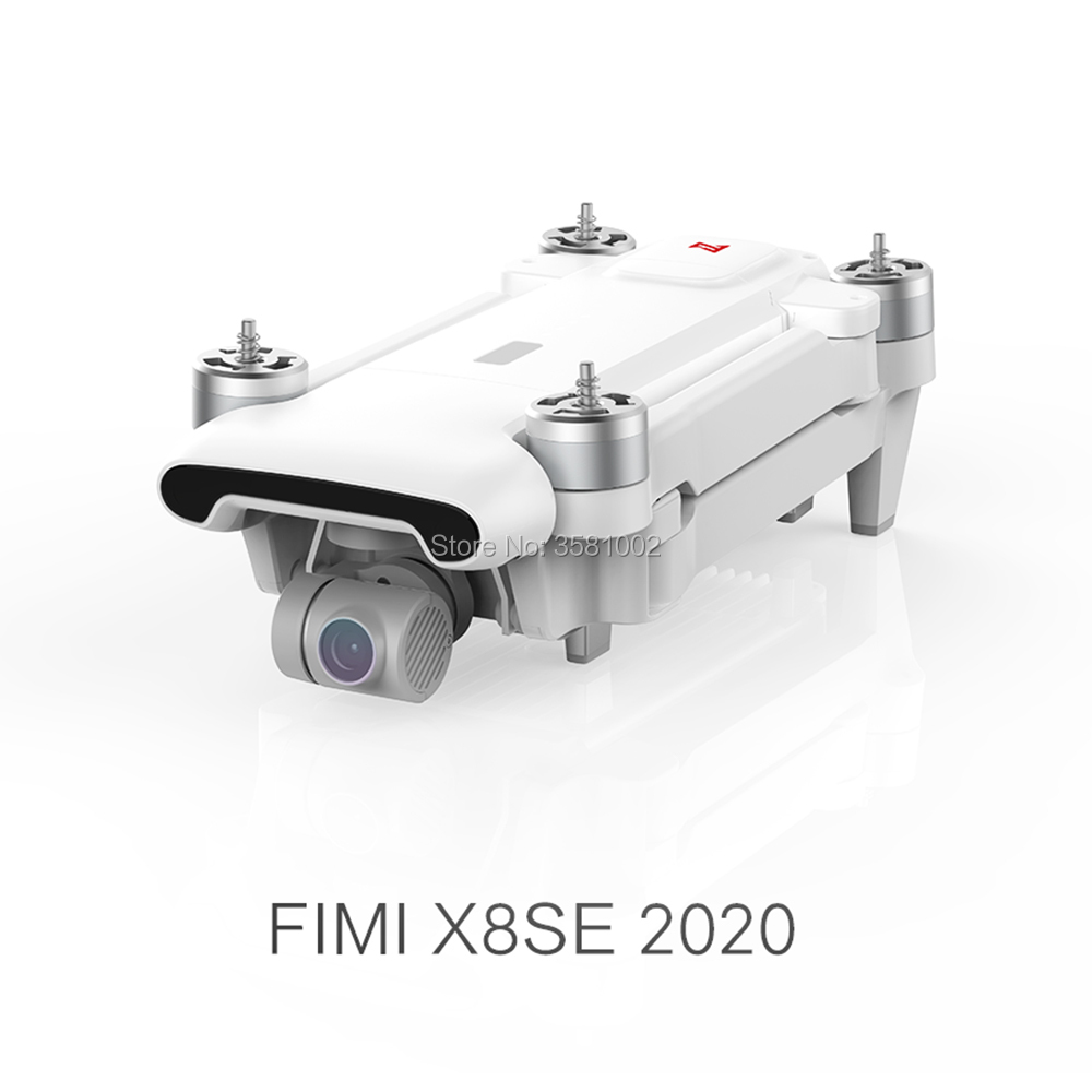 Xiaomi FIMI X8 SE 2020 8KM FPV With 3-axis Gimbal 4K Camera HDR Video GPS 35mins Flight Time RC Quadcopter RTF (X8SE 2020 Standard)