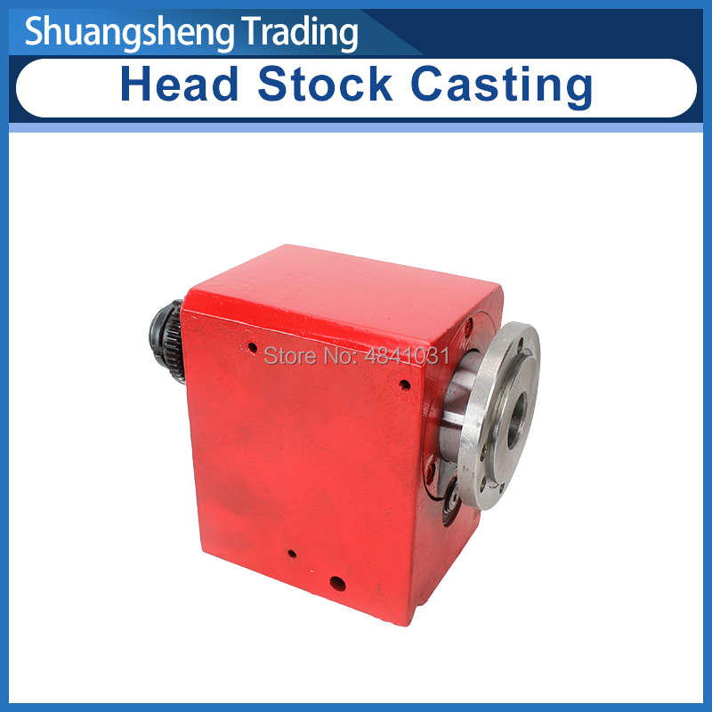 Head Stock Casting For CJ0618&CQ0618 Lathe Spare Parts