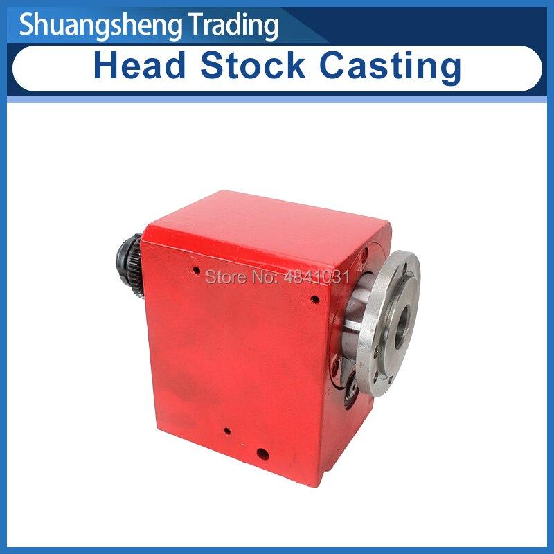 Head Stock Casting For CJ0618&CQ0618 Lathe Spare Parts