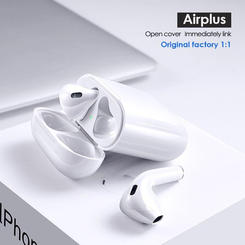 Jokod Bluetooth Headphones Wireless Sport Headset Mini Earbuds Wireless Bluetooth Earphone With Mic Charging Box For Smart Phon