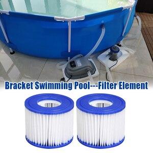 Надувной плавательный бассейн фильтр насос Тип VI картридж (4 фильтра) картридж Замена для Bestway VI FD2134