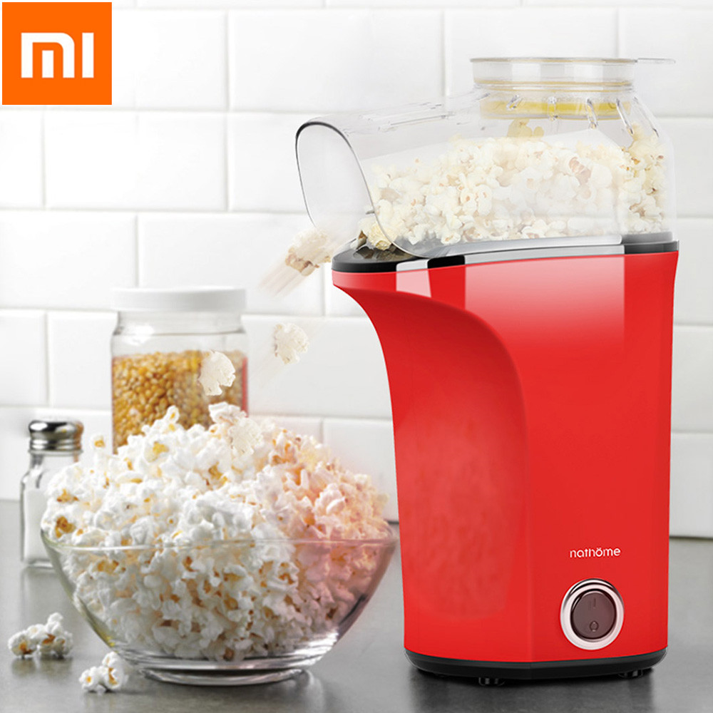 Xiaomi NATHOME Popcorn Makers Household Small Popcorn Machine From Xiaomi Youpin