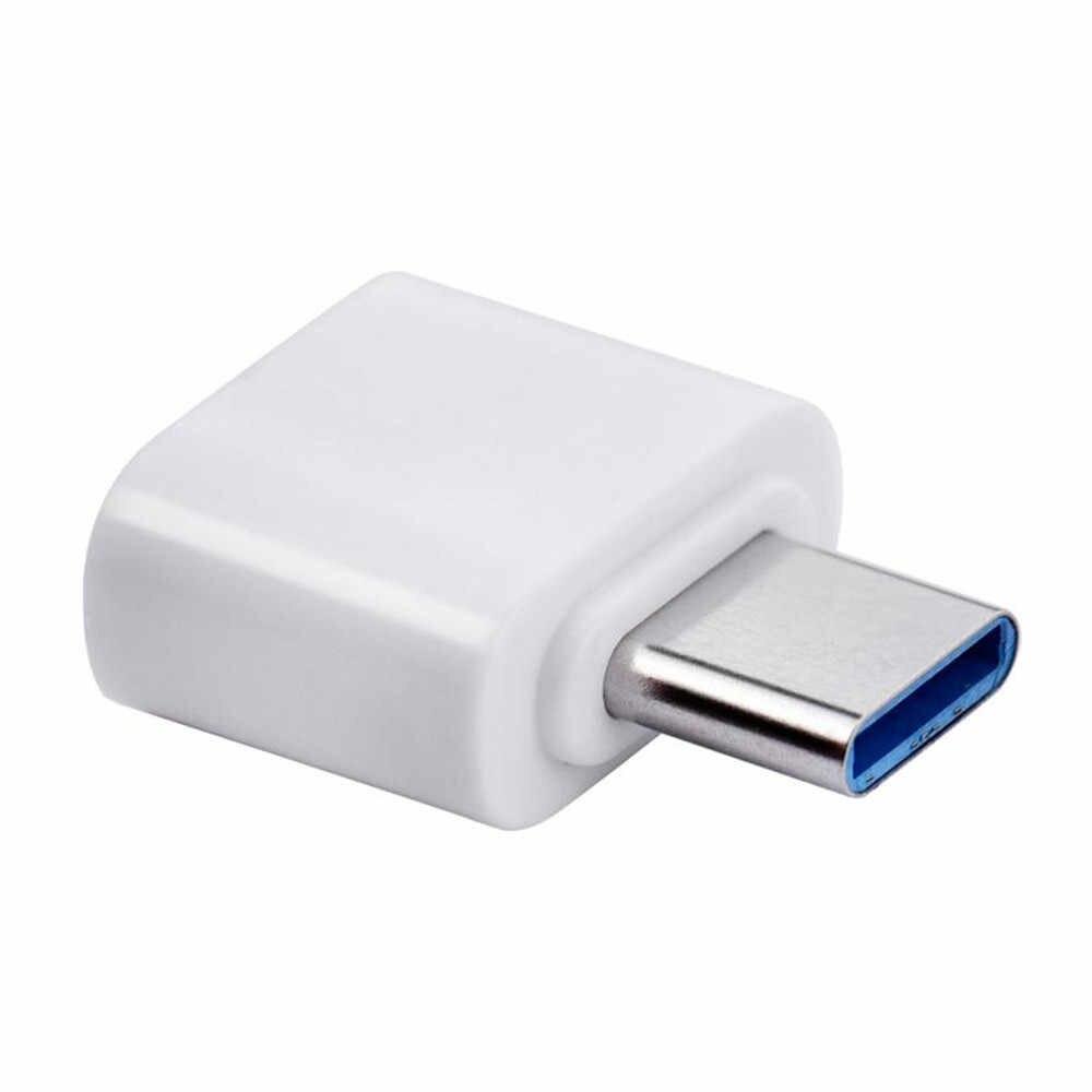 Loại-C OTG USB 3.1 Đến USB2.0 Loại-Một Dành Cho Samsung Huawei Điện Thoại Cao Cấp Chứng Nhận phụ Kiện Điện Thoại 80