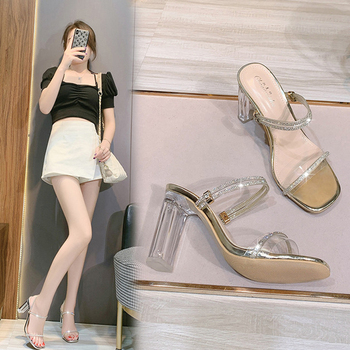 Women Sandals 2020 Summer Shoes sexy High Heels Casual Gladiator size 34 - 43