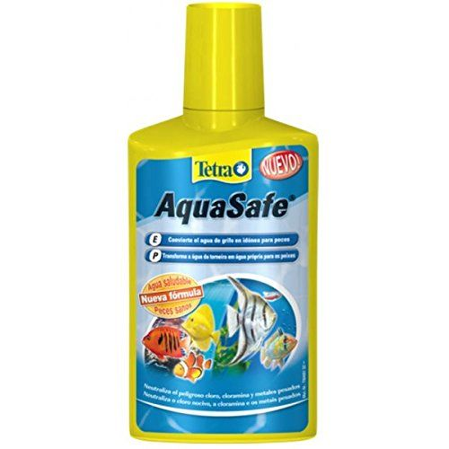 Tetra AQUASAFE FRASCO 100 ML.