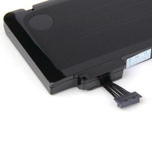 "Image 5 - LMDTK חדש מחשב נייד סוללה עבור APPLE MacBook Pro 13 ""A1322 A1278 2009 2012 שנה MB990 MB991 MC700 MC374 MD313 MD101 MD314 MC724"