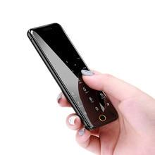 """ULCOOL V6 V66+ V66 Plus телефон с супер мини ультратонкой картой роскошный MP3 Bluetooth 1,6"""" дюймовый пылезащитный ударопрочный телефон"""
