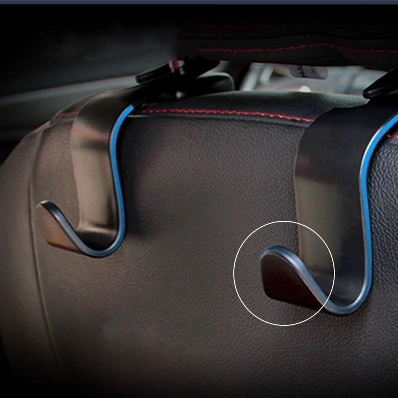 Car Seat Hook Hanger Fastener for Honda Civic Accord Fit Crv Hrv Jazz City CR-Z Element Insight MDX S2000 Accessory