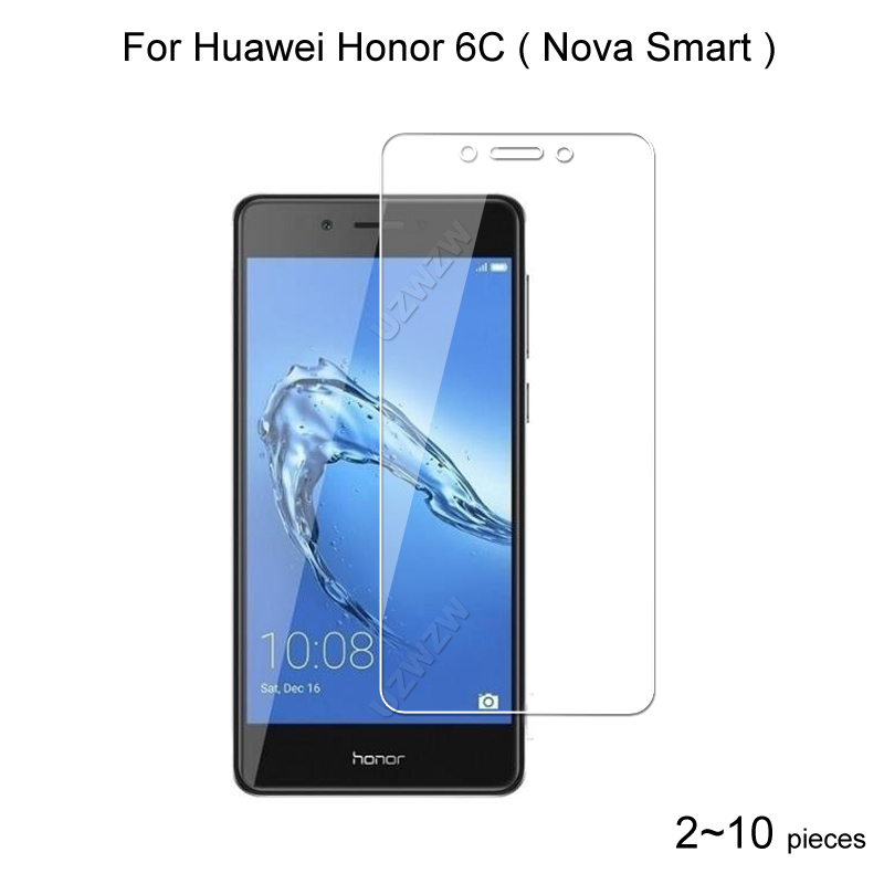 For Huawei Honor 6C Glass Premium 2.5D Tempered Glass Screen Protector For Huawei Honor 6C Protective Glass