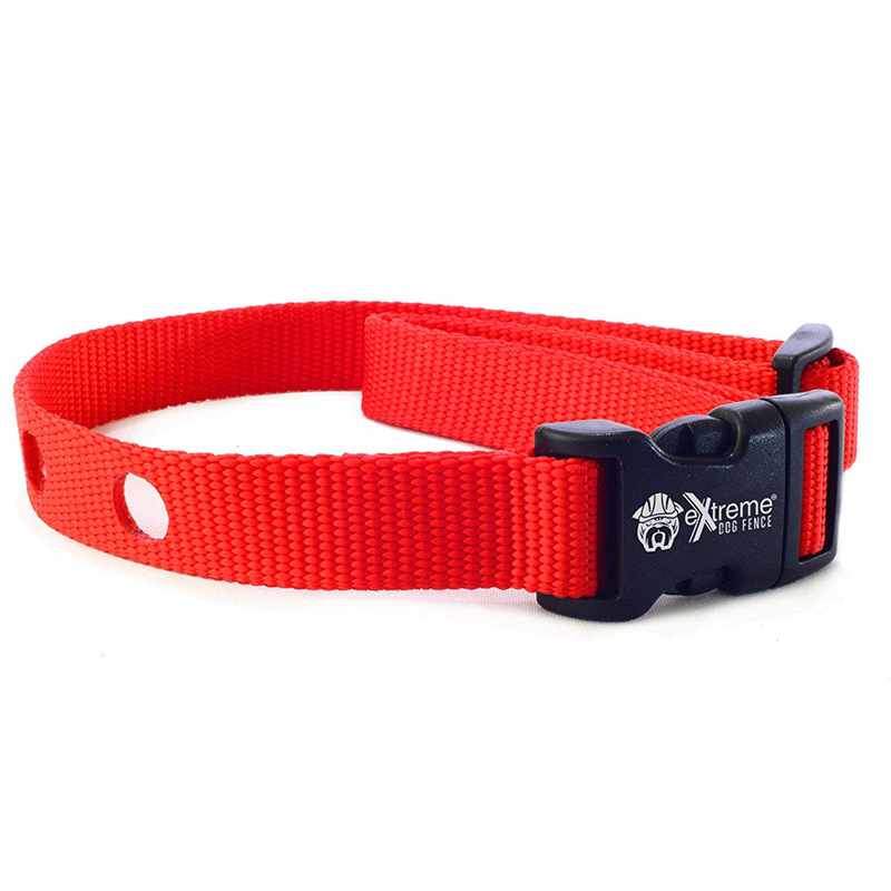 Pet Supplies Pet Nylon Collar Dog Collar Bite-proof Protector Pet Traction Rope/