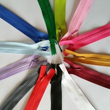 20pcs [can choose the colors] Invisible zipper NO3 50cm Material for sewing/Garment accessories/High intensity cushion