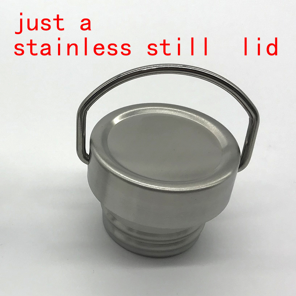 just a stainless lid