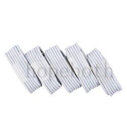10 pçs/lote Branco USB Cabo de Carregamento para 6 6S 7 8 Plus X XR XS 11 Pro Max 5S 5 SE Carga Sincronização de Dados Fio