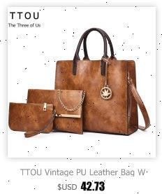 6 pçs retalhos composto saco feminino vintage