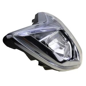 Image 4 - For 06 07 08 Yamaha FZ1 Fazer 2006 2007 2008 2009 Motorcycle Accessories Headlight Head Light Lamp Headlamp Housing Assembly Kit