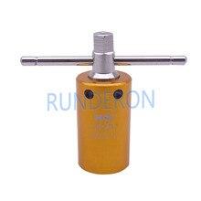 Unidad de válvula dosificadora de combustible CRT SCV PLV herramienta de reparación de extracción para Bosch 818 617 Common Rail Tools