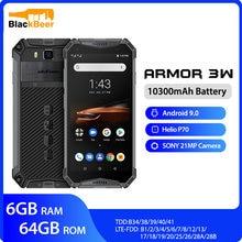 Ulefone armor 3w водонепроницаемый прочный мобильный телефон