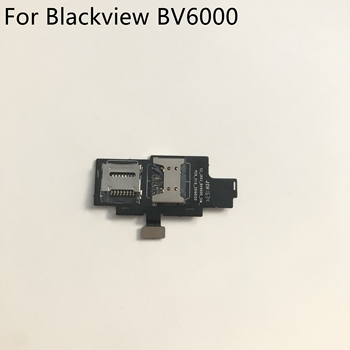 Original Used Sim Slot Board for Blackview BV6000 4.7 MT6755 Octa core 1280x720 Free Shipping+tracking number new sim slot board for blackview bv6000s 4 7 hd mtk6735 quad core free shipping tracking