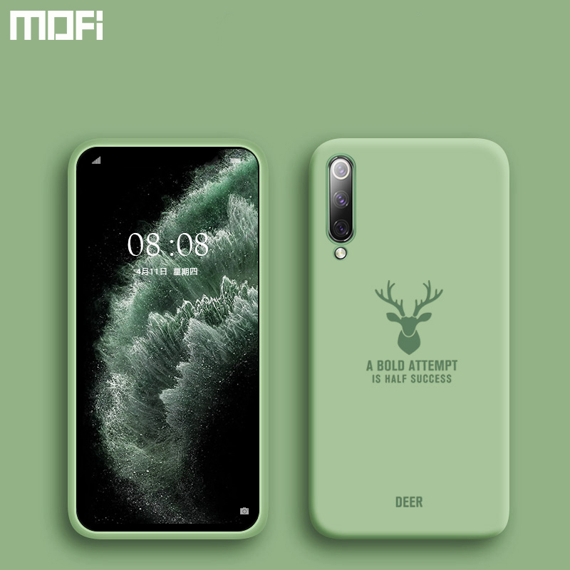 MOFi for <font><b>xiaomi</b></font> <font><b>mi</b></font> <font><b>9</b></font> lite case silicone mi9 <font><b>se</b></font> case cover shockproof soft tpu <font><b>capas</b></font> fashion cartoon back cover cases image