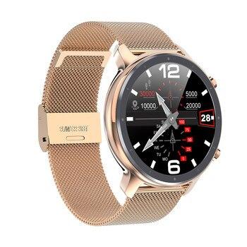 L11 ECG Smart Watch Men Women Heart Rate Watch Blood Pressure Monitor Tracker Sport watch Waterproof Smartwatch Fitness Tracker