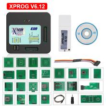 X prog-m V5 55 V5 84 V6 12 XPROG programator ECU Chip tuning Programmer X Prog dodaj nową autoryzację M Box pełne adaptery tanie tanio ZOLIZDA CN (pochodzenie) 10inch 20inch plastic Kable diagnostyczne samochodu i złącza 1 5kg XPROG 5 84 15inch as picture show