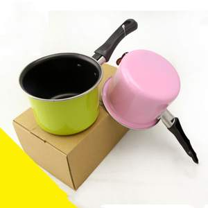 Milk-Pot Mini Soup-Pan Seafood Kitchen-Supplies Practical And Convenient Small Colorful