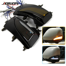 LED Dynamic Turn Signal Light Parking Puddle Side Mirror Sequential Blinker Lamp For Nissan Patrol Y62 Armada Quest QX56 QX80