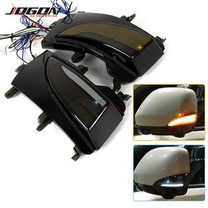 Image 1 - Led Năng Động LED Tín Hiệu Đậu Xe Vũng Nước Mặt Gương Tuần Tự Blinker Đèn Dành Cho Xe Nissan Tuần Tra Y62 Thiết Giáp Nhiệm Vụ QX56 QX80