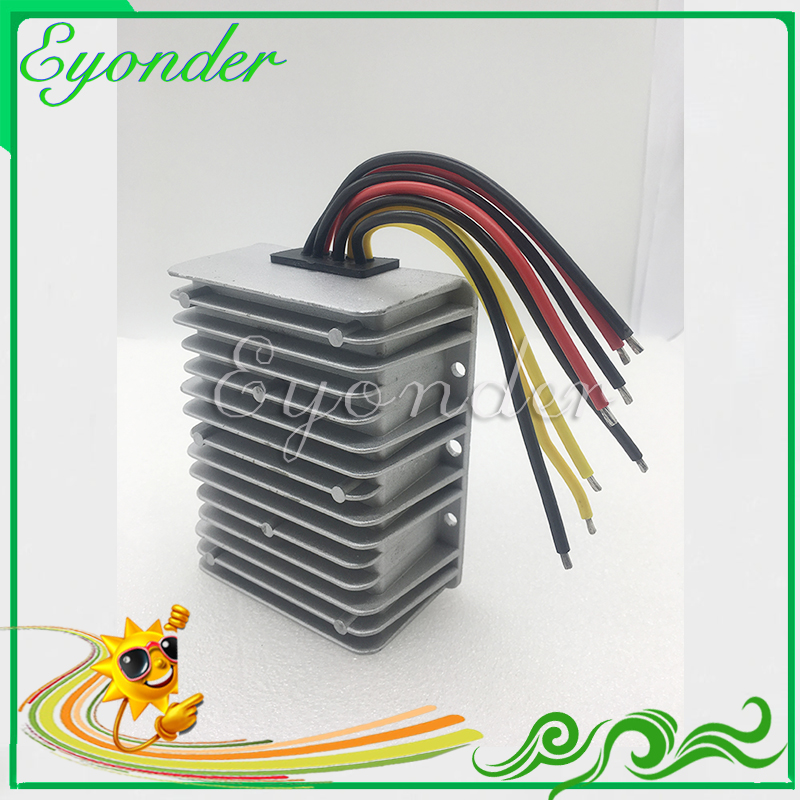 32v 33v 35v 36v 38v 40v 42v 44v 45v 46v 50v Non isolated 48v to 56v 10a dc dc charger 560w step up boost power supply converter