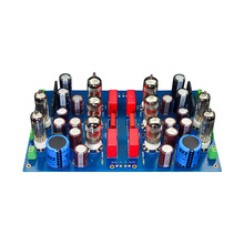 12AX7 + 6Z4 tube power amplifier DIY Kits board JP200 HIFI Tube Preamplifier